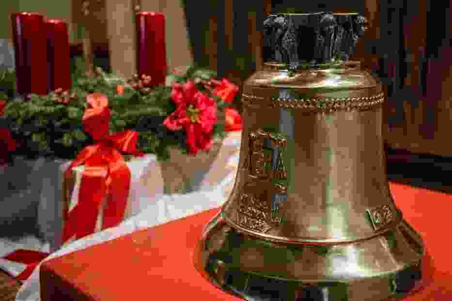 Dzwon do sanktuarium św. Walentego