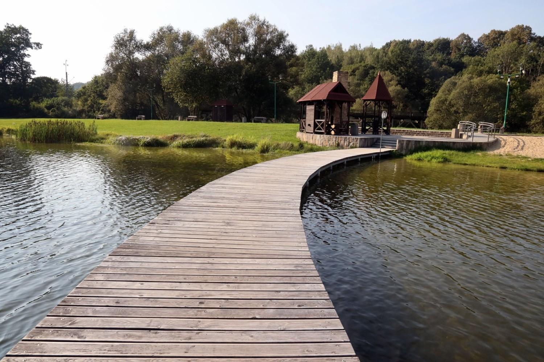 Zalew Złotoryjski atrakcją turystyczną regionu legnickiego