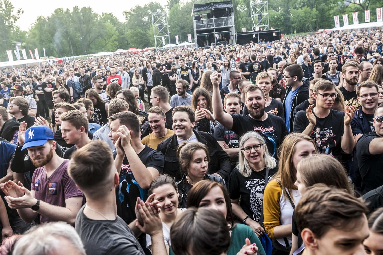 Juwenalia Politechniki Warszawskiej 2019. Zdjęcia z drugiego dnia koncertów! [GALERIA]