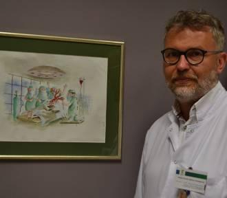 Lekarze z Kościerzyny wykorzystują laparoskopię w leczeniu raka jelita grubego. W innych ośrodkach