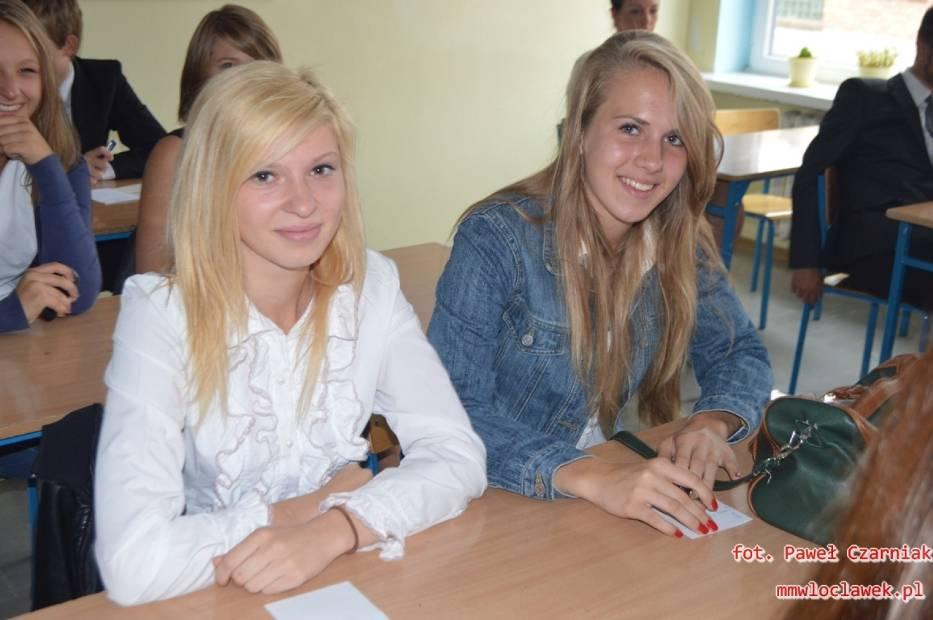 Rozpoczęcie roku szkolnego w IV LO  im. K.K. Baczyńskiego