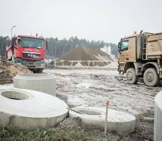 Na takim etapie są prace przy budowie S5 w regionie