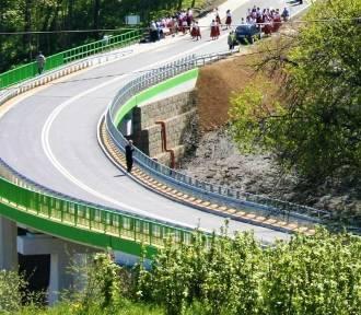 Będzie lepszy dojazd do mostu na granicy powiatów?