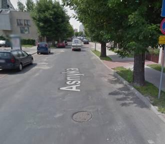 Remont ulicy Asnyka w Kaliszu niestety będzie musiał poczekać