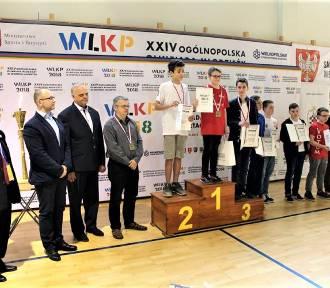 Halowe Igrzyska Młodzieży w szachach w Jastrowiu zakończone [ZDJĘCIA]
