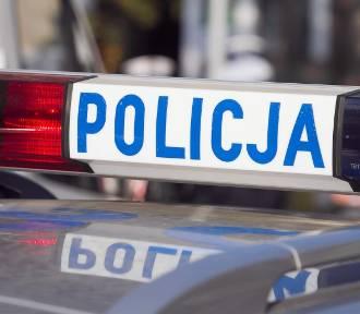 Śmiertelny wypadek w Zelowie na ulicy Piotrkowskiej