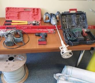 Włamali się do remontowanych mieszkań i ukradli elektronerzędzia za 15 tys. zł!