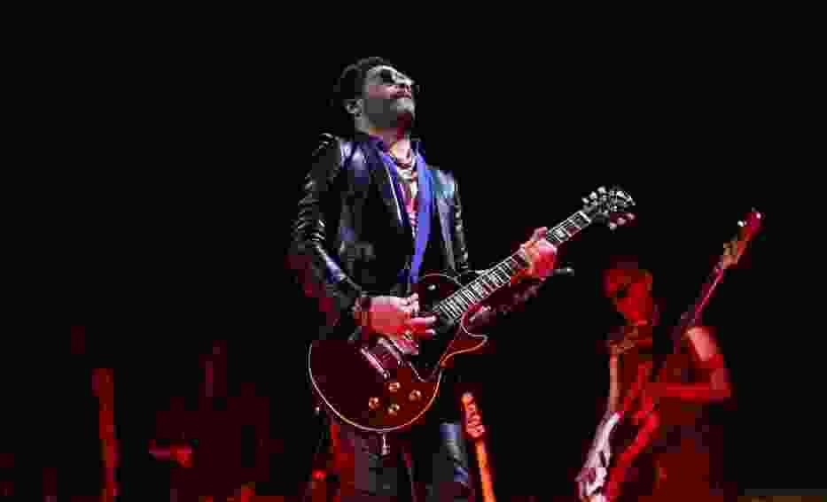 Lenny Kravitz wystąpił w łódzkiej Atlas Arenie
