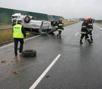 Skaldowie wracali z Kwidzyna i mieli wypadek