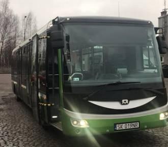 Na liniach MZK w Oświęcimiu jeździ elektryczny autobus