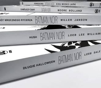 Batman Noir [ZAPOWIEDŹ, PLANSZE] Wydawnictwo Egmont przygotowało ekskluzywną kolekcję z okazji