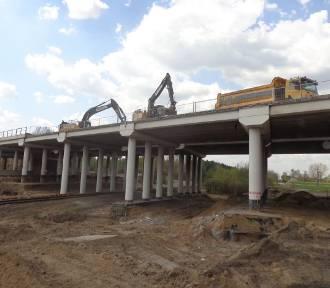 Budowa A1 Piotrków - Kamieńsk. ZDJĘCIA [maj 2020]