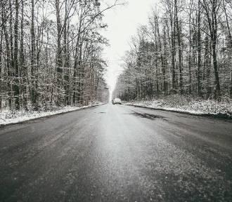 Uwaga kierowcy w regionie. Spadnie marznący deszcz, będzie gołoledź - jest ostrzeżenie IMGW