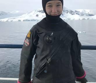Rozmawiamy z Nelą, małą reporterką, która tym razem wybrała się na Antarktydę