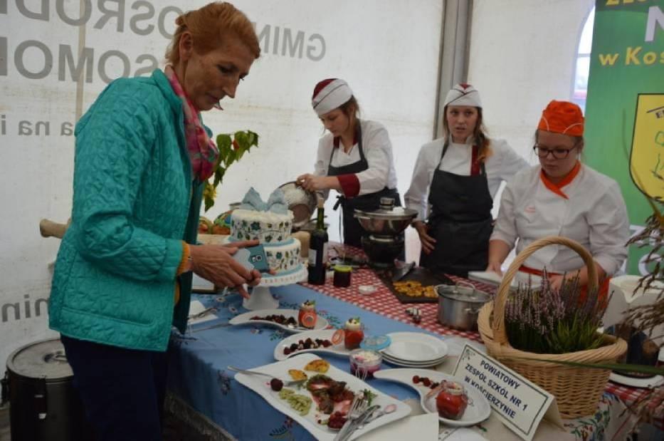 Festiwal kulinarny Kaszebscze Jestku w Ostrzycach