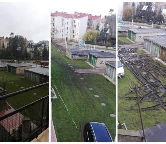 Kierowcy zniszczyli trawnik. Ale... trudno ich winić.