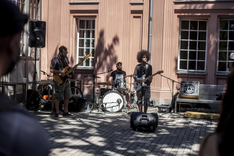 Blues Express wyruszył w sobotę wczesnym popołudniem z Dworca Letniego w Poznaniu