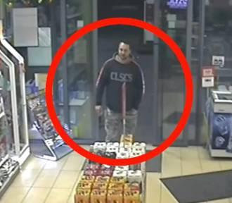 Bydgoska policja szuka złodzieja. Płacił skradzioną kartą