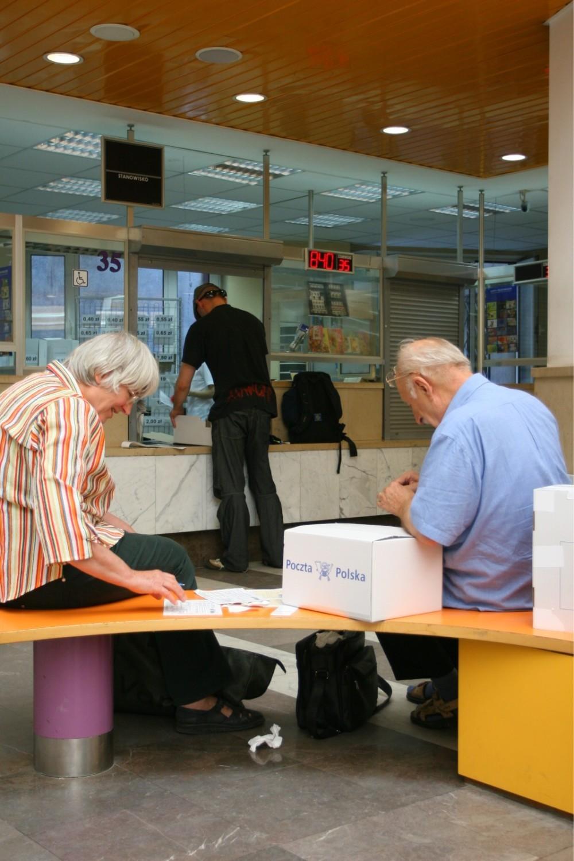 Warszawa: Kody pocztowe dla ulic zaczynających się na M