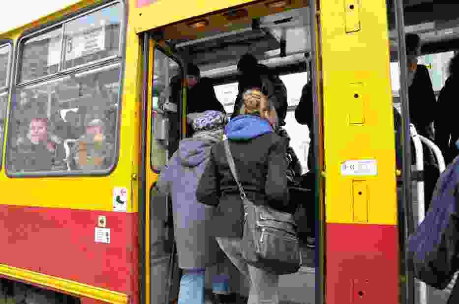 Pasażerom jest za zimno w tramwajach
