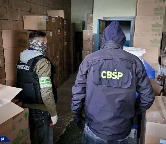 Polsko-czeski gang produkował leki i narkotyki. Aresztowano 11 członków grupy
