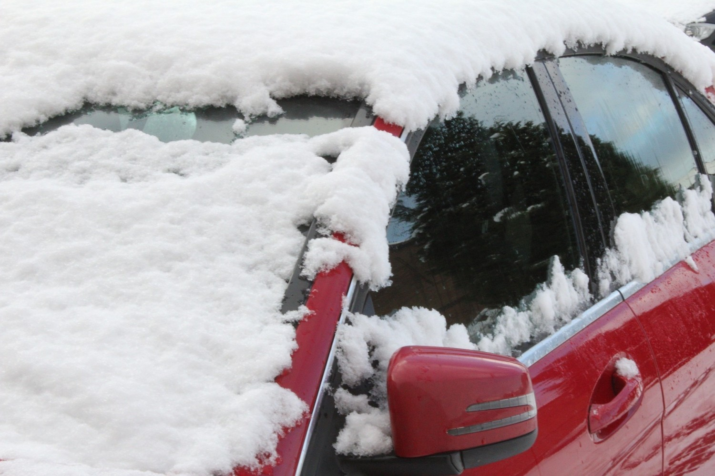 1. Pierwszy śnieg i odśnieżanie