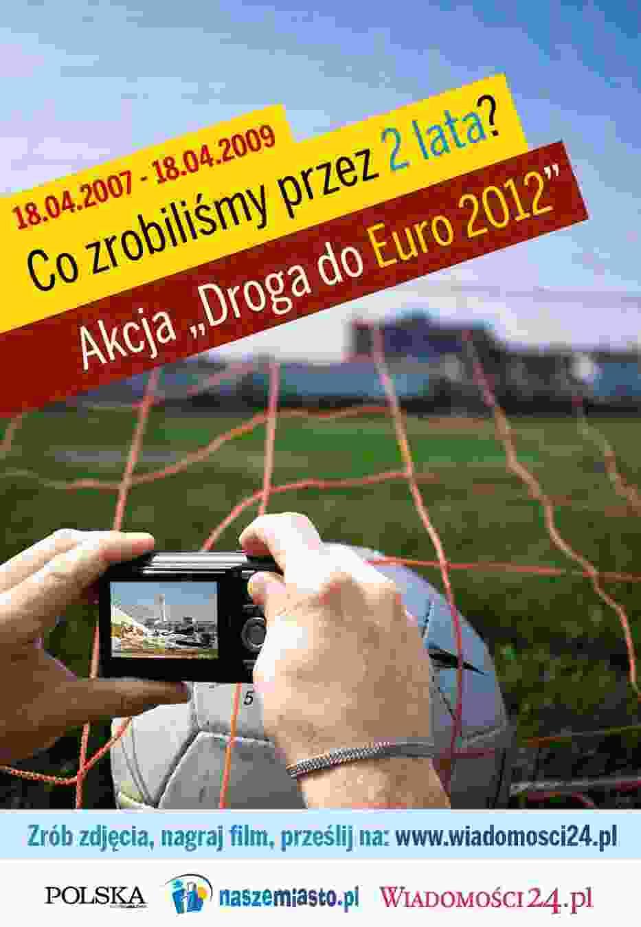 Droga do Euro 2012