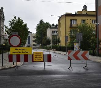 Gorlice. Kiedy otworzą wyremontowane ulice w centrum miasta?