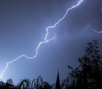 Kolejny dzień w Nysie z ostrzeżeniem meteorologicznym. Możliwe burze z gradem