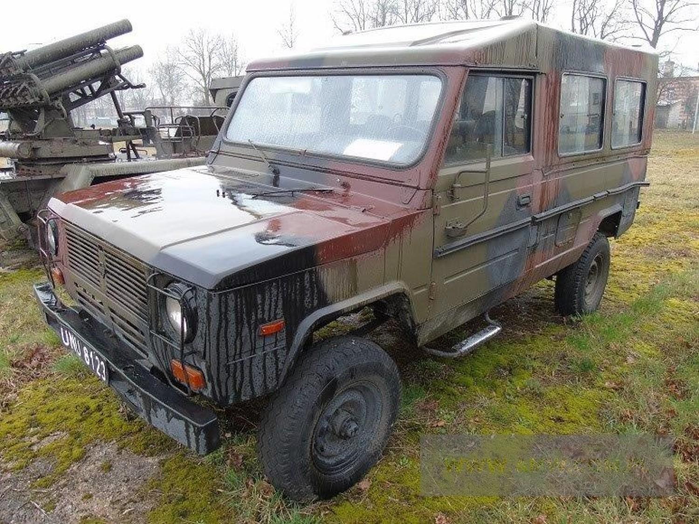 Samochód ciężarowo-osobowy wysokiej mobilności TARPAN 4012  - 5000 zł