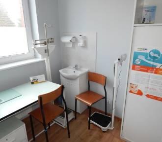 Wyposażono w nowy sprzęt gabinet lekarski w sulmierzyckiej podstawówce [FOTO]