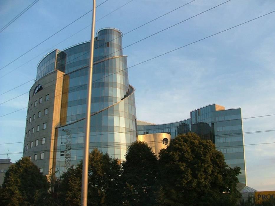 Nowy budynek przy ul