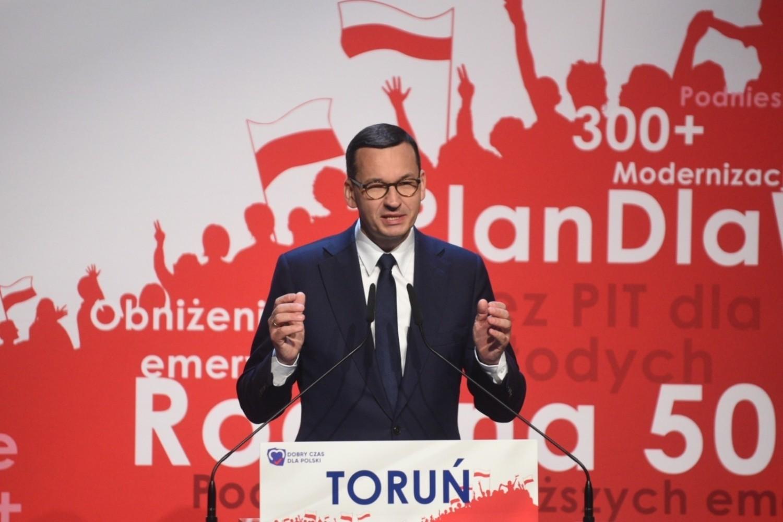 W sobotę w Toruniu odbyła się lokalna konwencja wyborcza Prawa i Sprawiedliwości