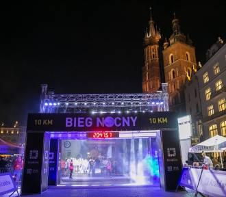 Cracovia Maraton 2018. Bieg nocny na 10 km przebiegło 3500 osób [ZDJĘCIA, WYNIKI]