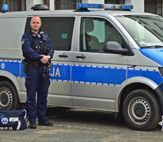 Policjanci z Wałbrzycha uratowali życie młodej kobiecie!