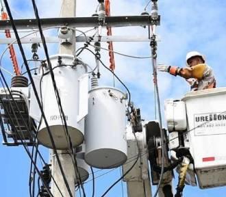 Wyłączenia prądu w regionie. Zobaczcie gdzie i kiedy nie będzie prądu?