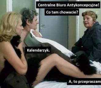 Centralne Biuro Antykoncepcyjne powołane do życia przez Samuela Pereirę MEMY