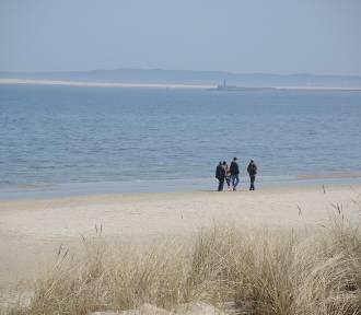 Do Świnoujścia wróciło lato. Sezon na plaży rozpoczęty