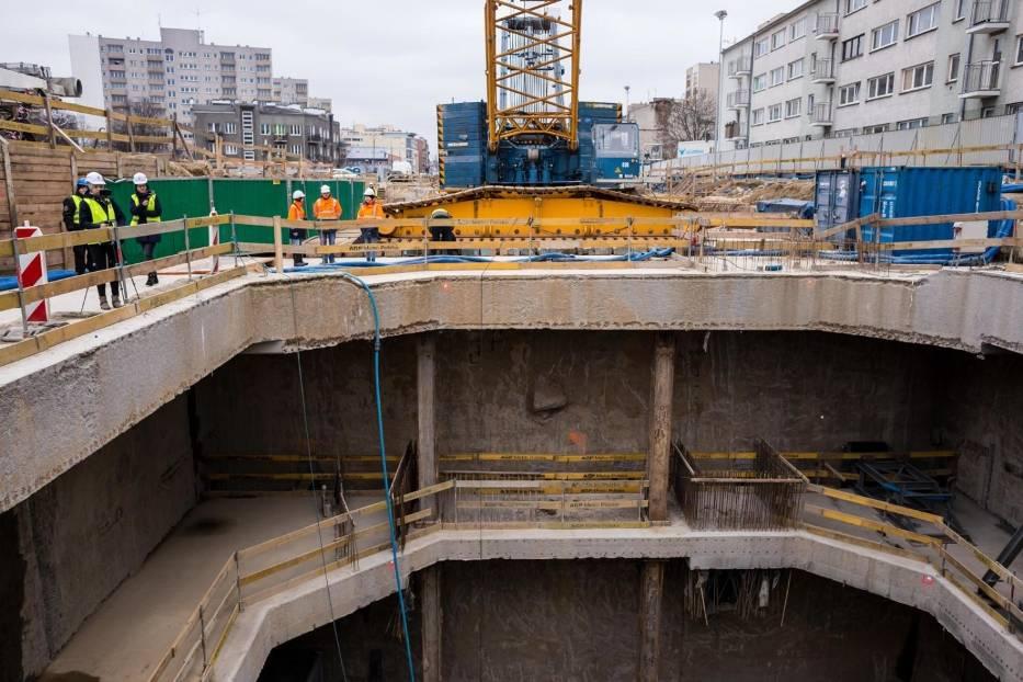 Druga linia metra w Warszawie. Ogłoszono przetarg na budowę brakującego odcinka