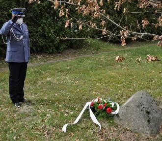 W Bytowie pamiętają o pomordowanych w Katyniu policjantach
