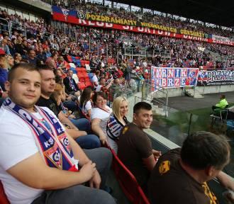 Górnik - Legia 3-1. Piłkarskie święto i radość w Zabrzu. [ZDJĘCIA KIBICÓW]