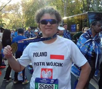 Piotr Wójcik z Kwidzyn Biega na maratonie w Nowym Jorku! [ZDJĘCIA]