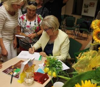 Pszczółki: Spotkanie autorskie z Mariolą Kupryciuk
