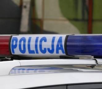Śmiertelny wypadek na granicy Mysłowic i Jaworzna. Nie żyje pieszy