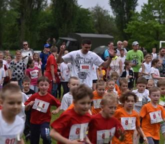 Młodzi biegali z Mariuszem Wlazłym [ZDJĘCIA]