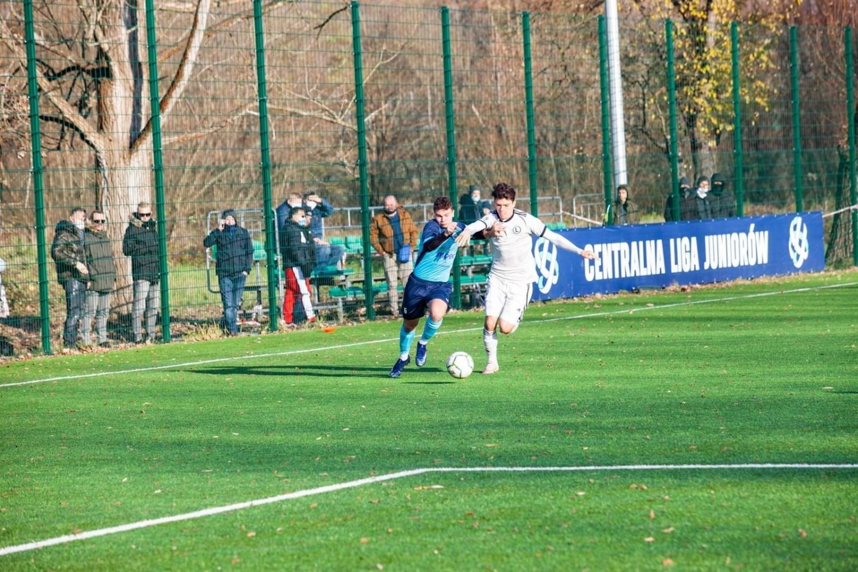 Mecz CLJ U-18 Hutnik Kraków - Legia Warszawa