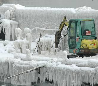 Ale przymroziło! Tak w latach 2008-2009 wyglądała zima w Gdyni