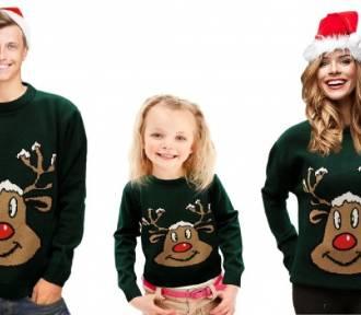 Świąteczne sweterki obciachowe, brzydkie, seksowne i led. Hity na Boże Narodzenie 2018! [CENY]