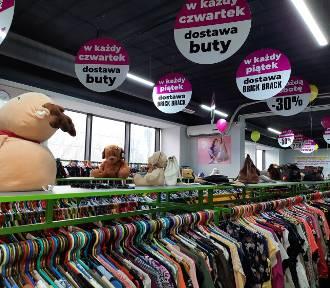 Topowa odzież za grosze. Nowy sklep w Katowicach