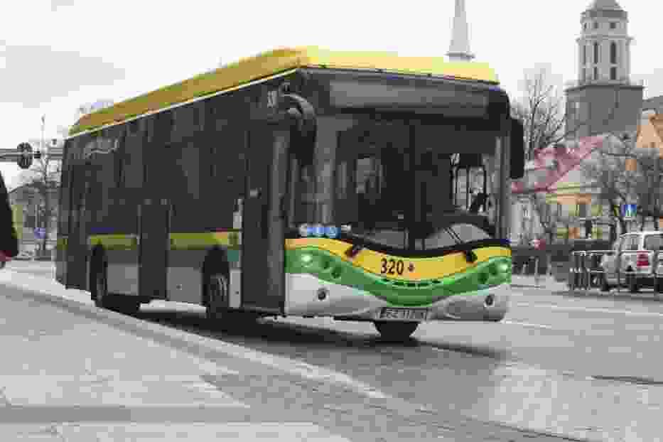 Autobusami MZK w Zielonej Górze codziennie podróżuje tysiące mieszkańców